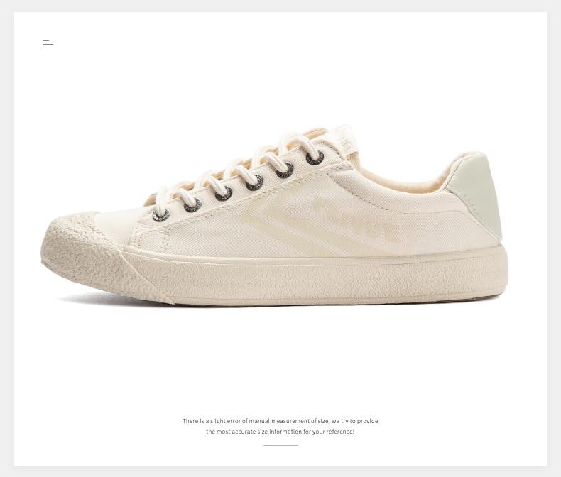 Feiyue shoes New classic Martial arts Tai Chi canvas shoes Rubber shoes men women sneakers 15