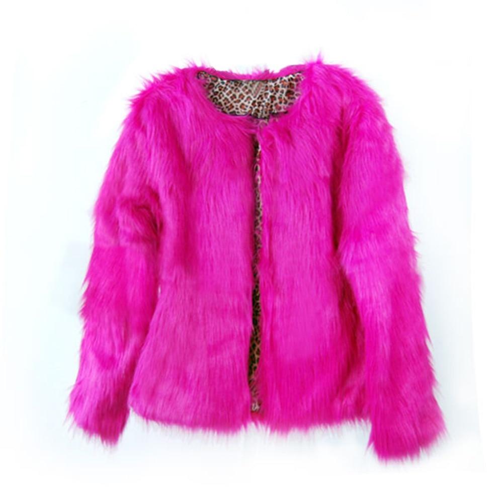 Aliexpress.com : Buy 2017 Winter Fashion New Women Fur Coat Thick ...