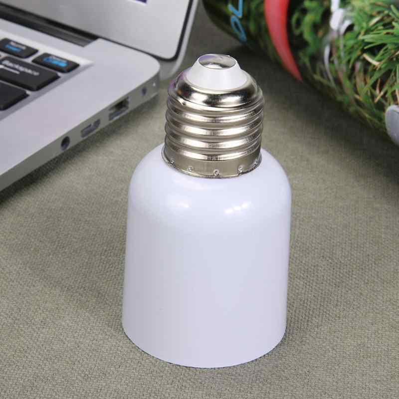 220-230V E27 to E40 E14 Light Adapter Lamp Base Holder E40 to E27 Lighting Bases Lamp Bulb Extender Converter Holder Socket Base