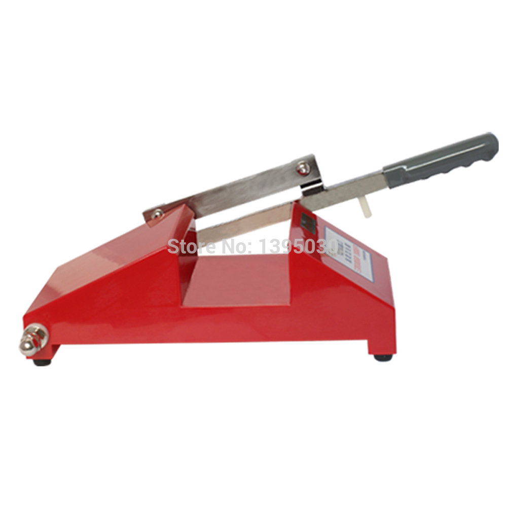 Newest! manual Meat slicer Frozen meat, mutton, beef fat, vegetables and fruits cutting machine, HL-121E
