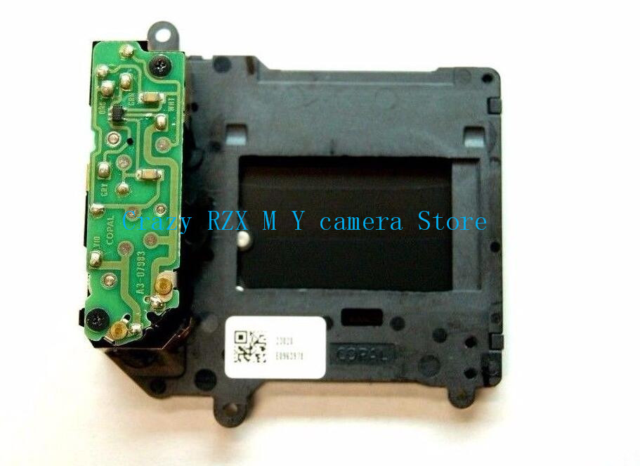 90%new D80 Shutter With Curtain Blade Assembly Unit Component Part For Nikon D80 Camera Repair Replace Parts