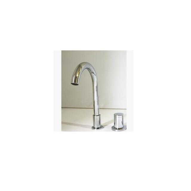 Big Bend Style Copper Bathroom Bathtub Split Faucet Water Separator, Deck Mounted  Bathtub Faucet