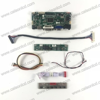 NT68676 LCD Controller Board Support HDMI DVI VGA AUDIO For 17 Inch Monitor 1280X1024 WLED LVDS
