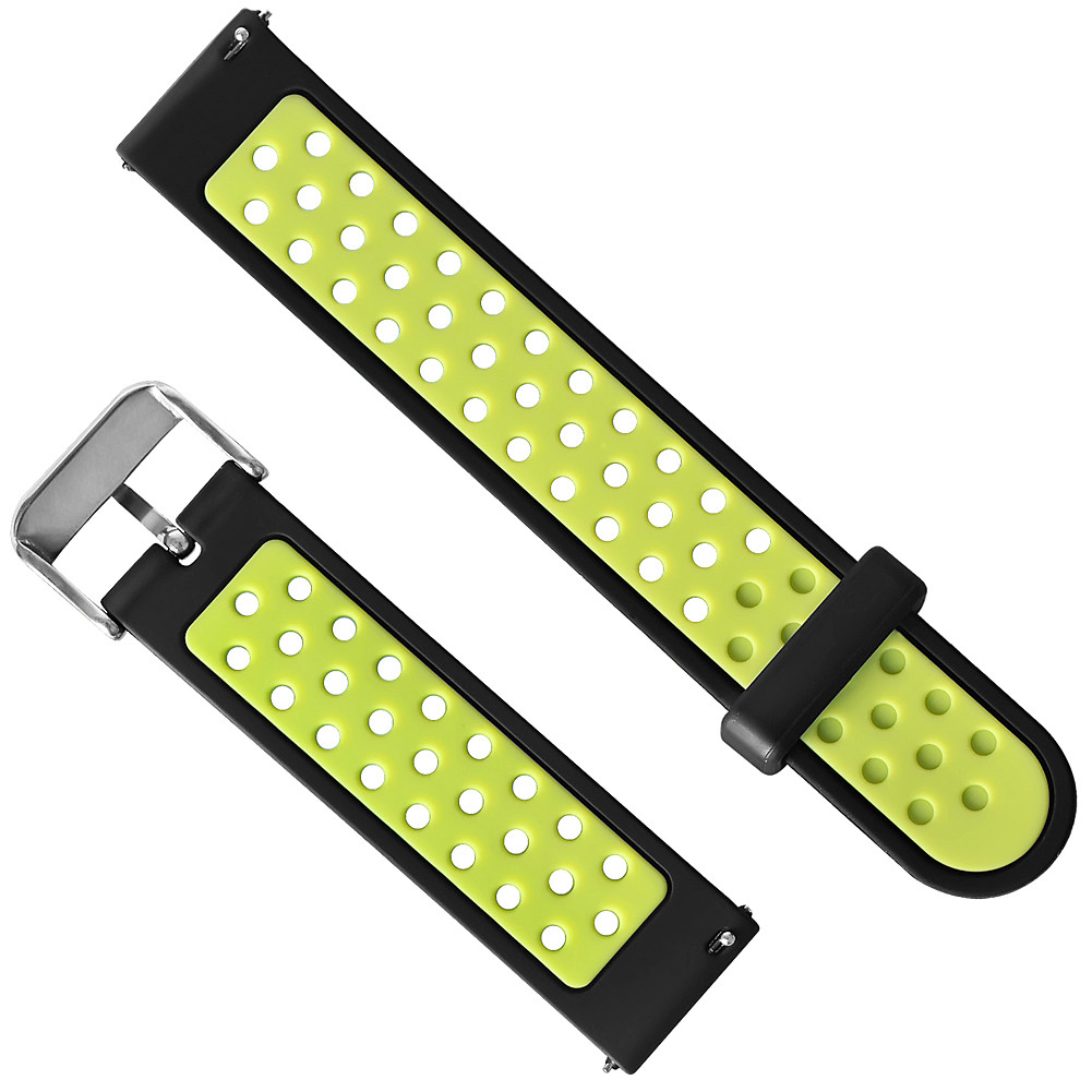 Watchbands Silicone Fashion Lightweight Ventilate Smart Wrist Strap Wristband  For AMAZFIT Sports Smartwatch drop shipping #M