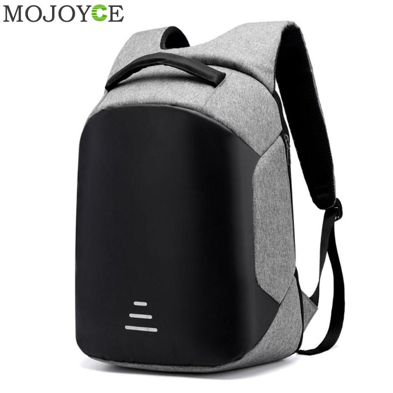 Men Usb Charging Waterproof Travel Backpack Teenagers Anti-theft 15.6 Inch Laptop Backpack Schoolbags For Male College Student