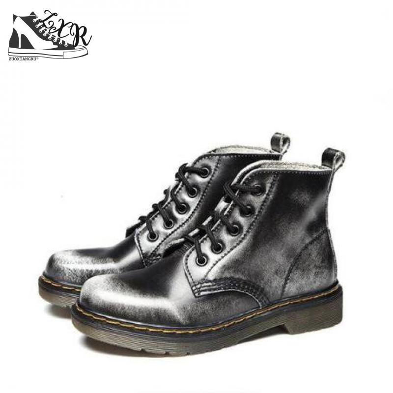 Fashion White Silver Boots Women Punk Boot Shoes Woman Spring Super Cool Ankle Boots For Women Bota Feminina Zapatos Mujer fashion white silver boots women punk boot shoes woman 2018 spring super cool ankle boots for women bota feminina zapatos mujer