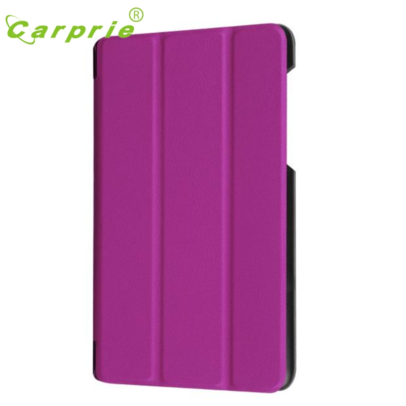 CARPRIE Folding Stand Leather Case Cover For Lenovo Tab 3 7 Tb3-730M 7-inch Tablet PP Mar2 MotherLander