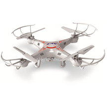 X5C Remote Control Helicopter RC Drone 360-Eversion 2.4G 4 CH 6 Axis Gyro Quadcopter Led Light Flying Plane Toy Without Camera