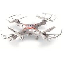 360-Eversion Helicóptero de Control Remoto RC Drone X5C 2.4G 4 CH 6 Axis Gyro Quadcopter Luz Led Avión Volando Juguete Sin cámara