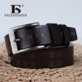 Más populares hombre cinturones de lujo cinturones de cuero 100% de cuero de vaca genuino de la marca de jeans hombre ceinture PD4027