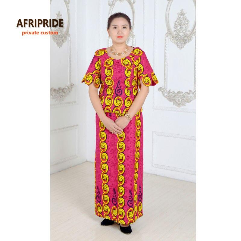 الفساتين الأفريقية للنساء قطعتين رداء التقليدي الأفريقي الملابس الأنيقة دعوى تنورة خاصة مخصص زائد sizeA622607