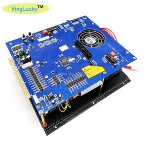 Image 1 - Yinglucky juego Arcade King, multijuego jamma clásico, consola PCB, placa base 3106 en 1 con fuente de alimentación ATX