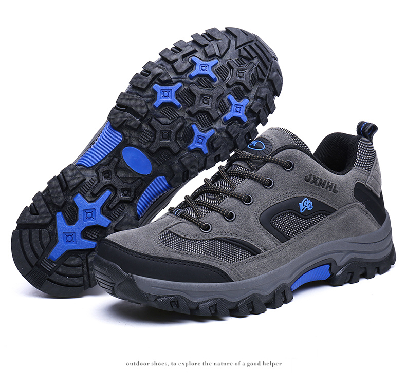 HTB1jSSCaUuF3KVjSZK9q6zVtXXa3 VESONAL 2019 New Autumn Winter Sneakers Men Shoes Casual Outdoor Hiking Comfortable Mesh Breathable Male Footwear Non-slip