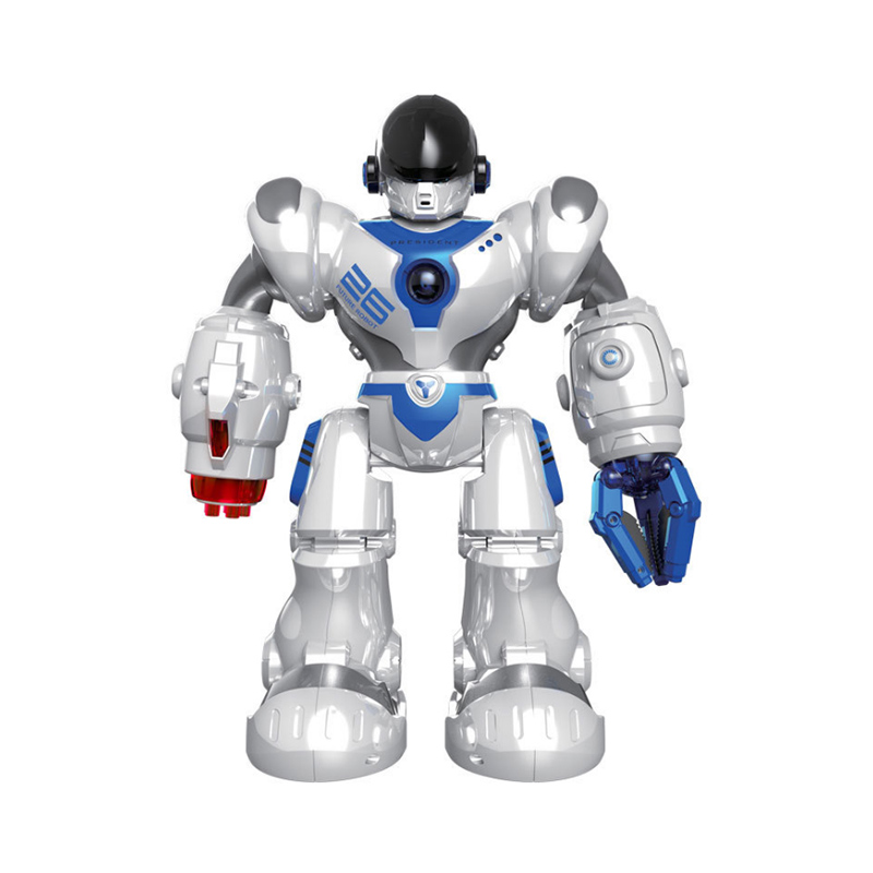 LEORY RC Intelligent Humanoide Robotica Remote Control Combat Voice Control Robot Toys Battle Robot For Kid Children Education
