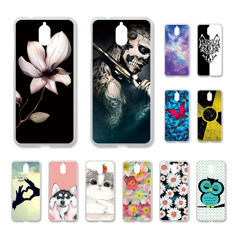 Bolomboy Painted <font><b>Case</b></font> For <font><b>Nokia</b></font> 5 <font><b>3</b></font> 6 7 Plus 8 9 3310 130 105 2017 C1 <font><b>3</b></font>.1 6.1 2018 <font><b>Case</b></font> Silicone Soft TPU Cover Coque Spiderman image