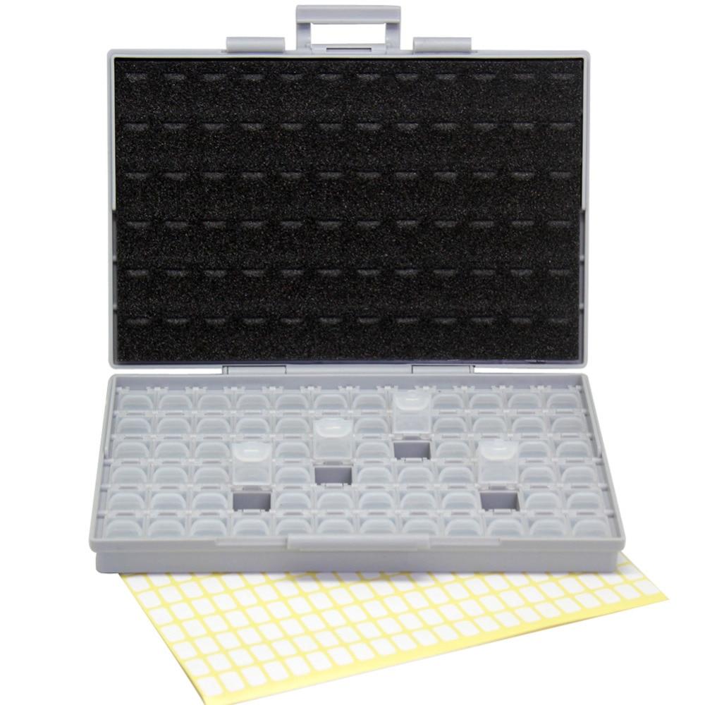 """""""AideTek SMT Resistor smd"""" dėžutės korpusas 1206 0805 72 - Įrankių laikymas - Nuotrauka 2"""