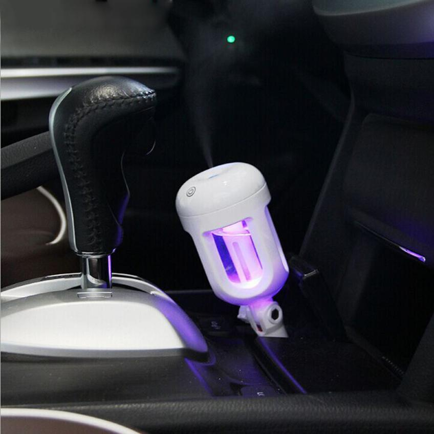 EV 16 Mosunx Business Hot Selling Drop Shipping Auto Mini Car Humidifier Air Purifier Freshener Travel Car Porta