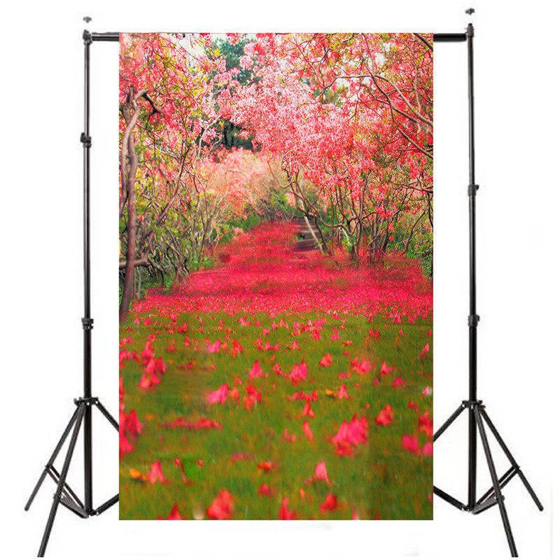 3x5ft Scene Vinyl Outdoor Photography Background For Studio Photo Props Wedding Photographic Backdrops cloth 1x1.5m
