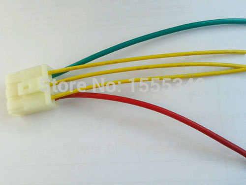 Регулятор Клеммная колодка выпрямителя разъем для HONDA CBR600 F2 F3 F4 CBR 600 CBR900 893 919 1993-1999 1995 1996 1997 1998