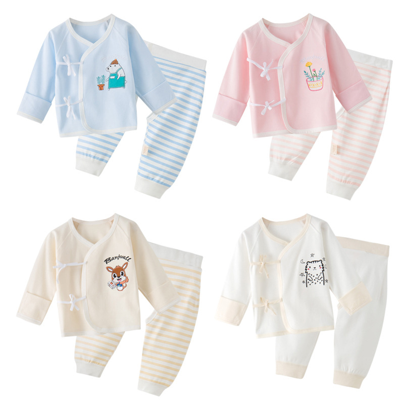 Baby Clothes Bebes Cotton Newborn Infants Girls Boys Toddler