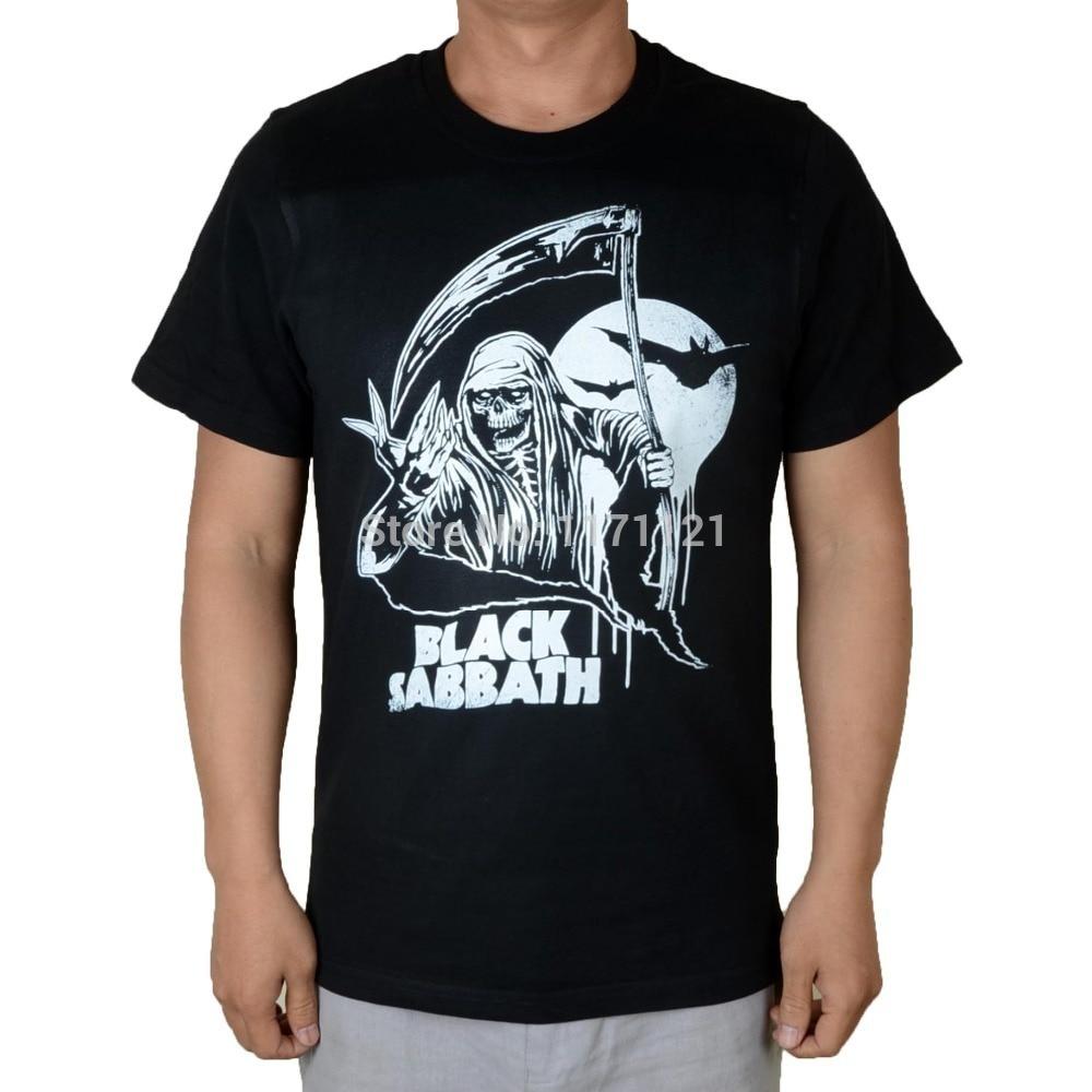 Black sabbath t shirt xxl - Free Shipping Black Sabbath Sabath Tour Music Rock Metal Vintage Album Tshirt Tee Top T Shirt