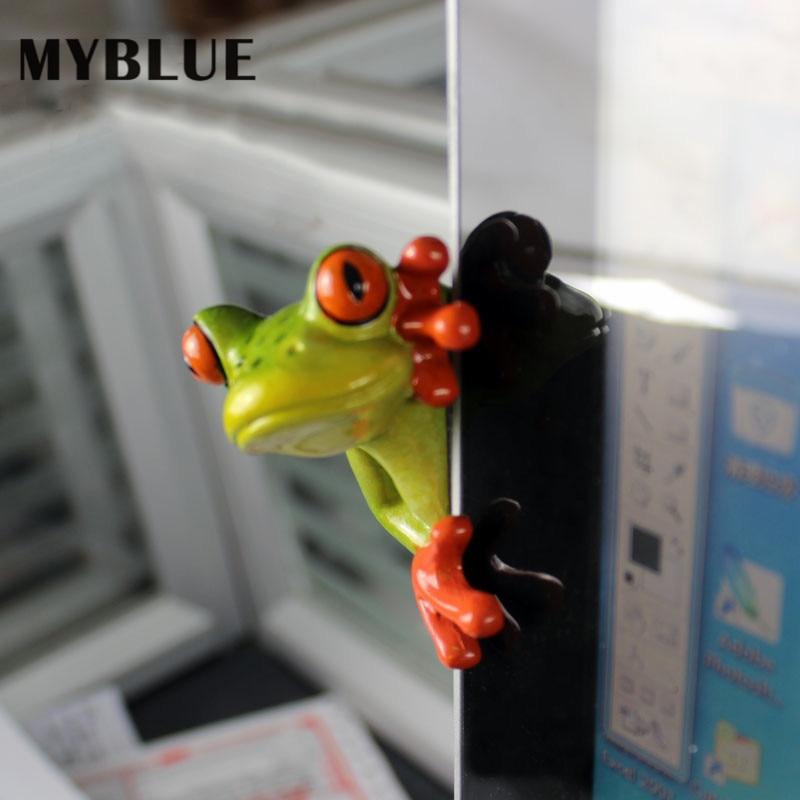 MYBLUE 2Pcs / Set Kawaii Արհեստական - Տնային դեկոր - Լուսանկար 2