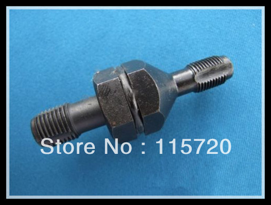 Spark Plug Re Thread Chaser Tap Set 10mm X 12mm /& 14mm X 18mm