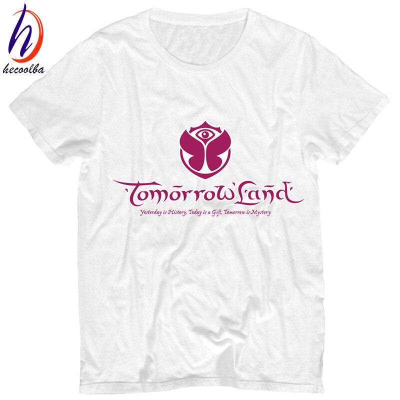 Película Band Festival Tomorrowland Moda Hombre Camisetas Hombres Camiseta Music Mujeres Mundial Tops aEWqnOpvq