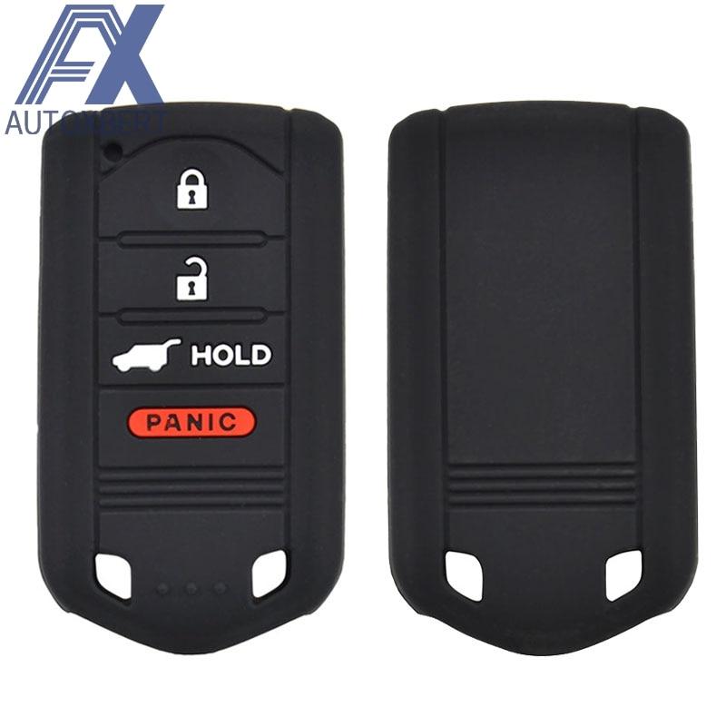 AX 4 Button For Acura ILX RDX ZDX TL 2009 2015 Silicone