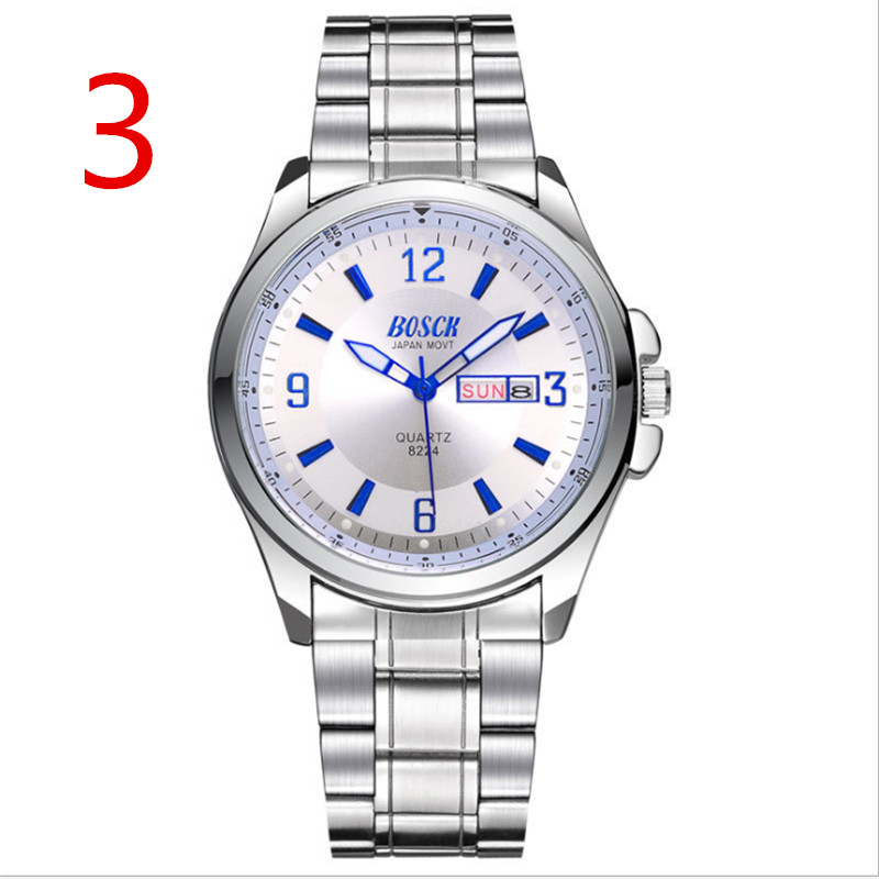 Mens Watches Top Brand Luxury Sport Quartz Watch Men Business Stainless Steel Silicone Waterproof Wristwatch relogioMens Watches Top Brand Luxury Sport Quartz Watch Men Business Stainless Steel Silicone Waterproof Wristwatch relogio