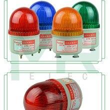 LTE-2071J Стробоскопическая сигнальная лампа, звуковой и светильник, сигнальная лампа, промышленная сигнальная лампа