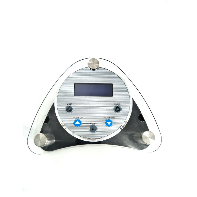 Digital Makeup Tattoo Power Supply LCD Intelligent Permanent Makeup Eyebrow Microblading Rotary Tattoo Machine Kits Accessories 2017 hot sale high quality lcd display black tattoo power supply for permanent makeup tattoo kit free ship by epacket