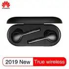 HUAWEI FreeBuds Lite Bluetooth Wireless Earbuds with Wireless Charging Case IPX5 Waterproof TWS Earphone Stereo Built in Mic