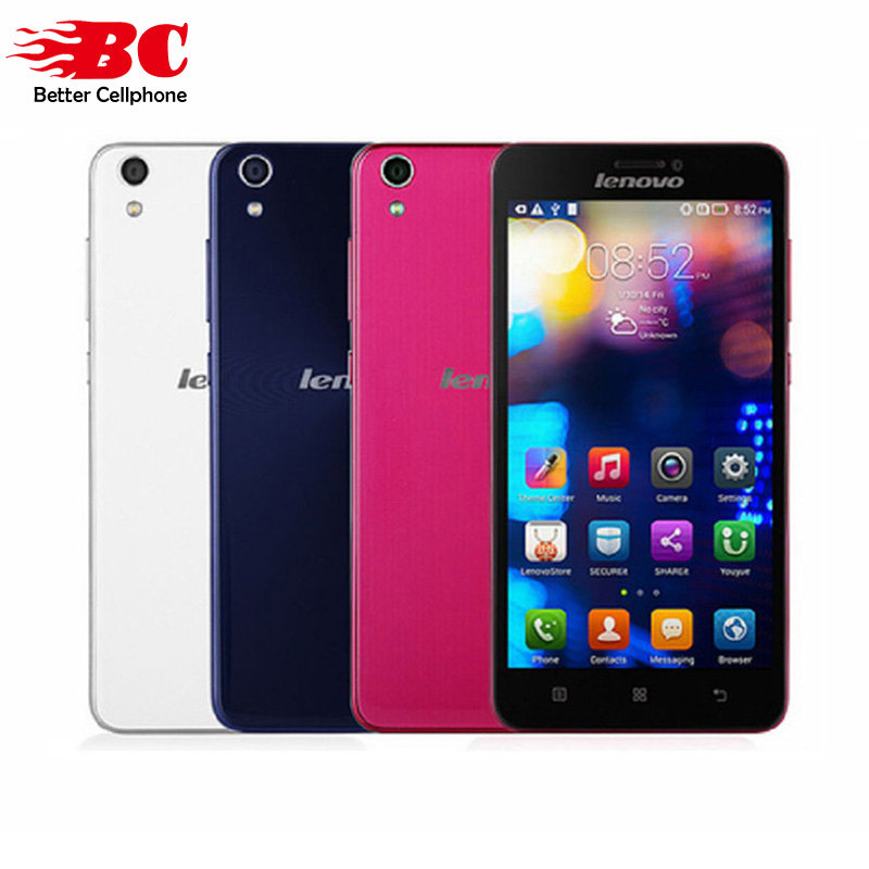 Lenovo S850 Global Firmware Mobile Phonr MTK6582 Quad-core Android4.4 Dual-SIM