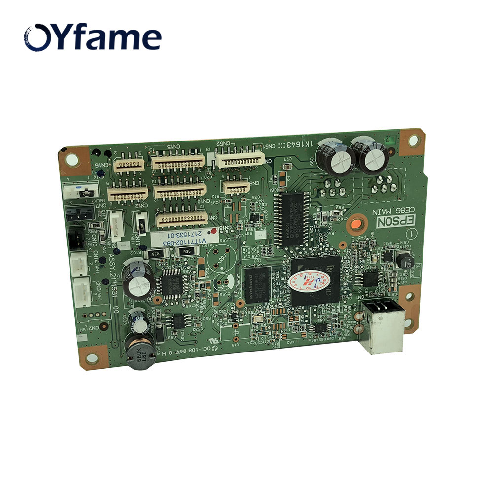 OYfame Formatter Board MainBoard mother board Main Board logic board Modified For Epson L805 UV Printer