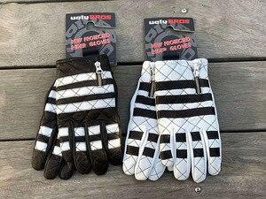 Перчатки для мотокросса ATV, кожаные перчатки для мотоцикла, черные, белые перчатки, 2019