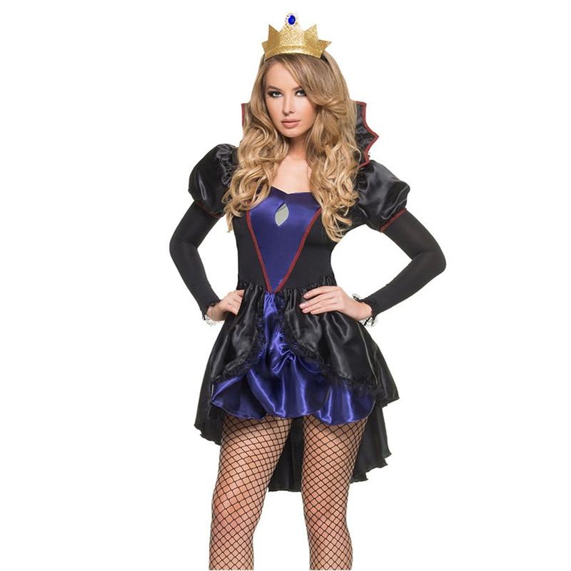 Cheap Halloween Decor: Online Get Cheap Evil Queen Costume -Aliexpress.com