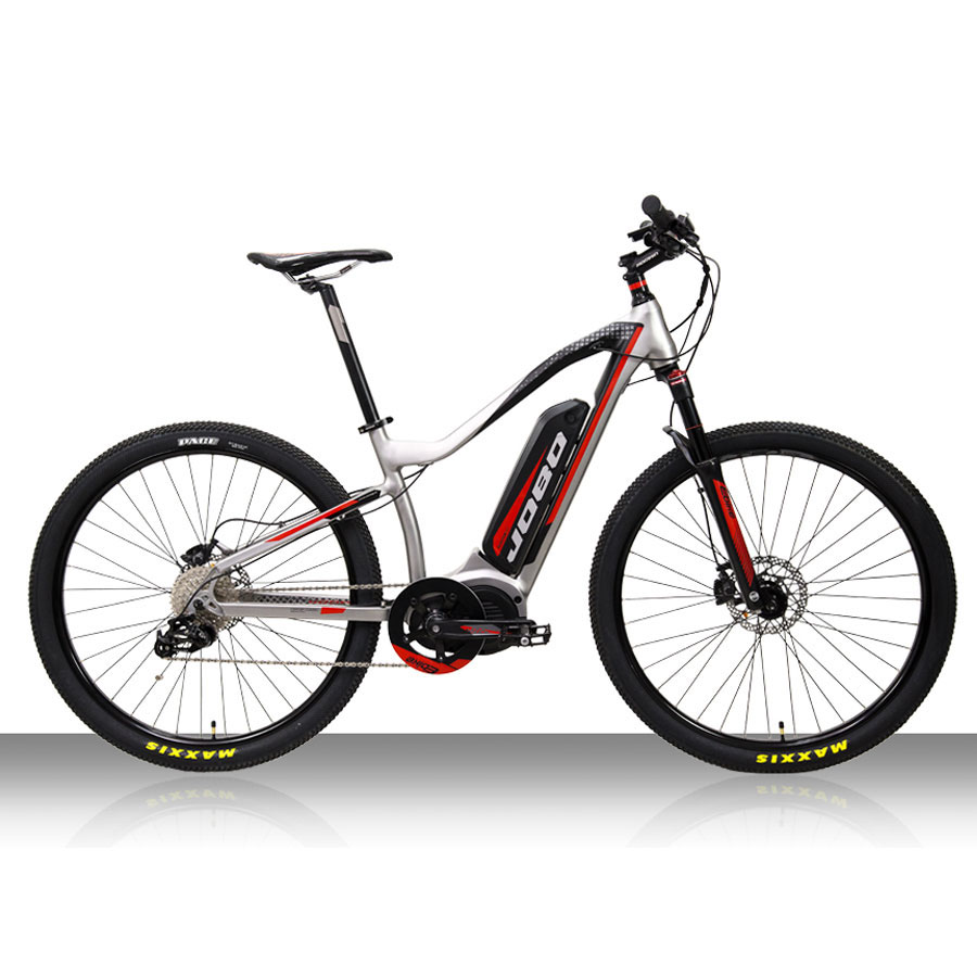 Back To Search Resultssports & Entertainment Able Carbon Fiber Electric Mountain Bicycle 27.5inch Hybrid Carbon Fiber Smart Lithium Pas Middle Motor Mtb Deroe Ebike City
