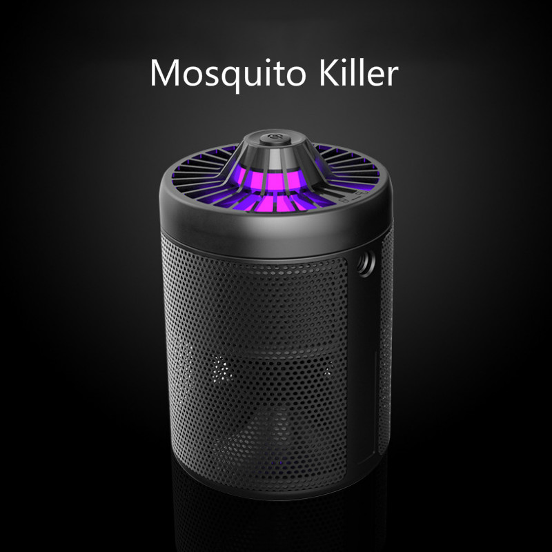 LED Insect Killer Lamp Pest USB Powered Mosquito Trap Non-toxic Lighting Electric Mosquito Pest Trap Moth Wasp Killer mosquito killer lamp led trap pest insect