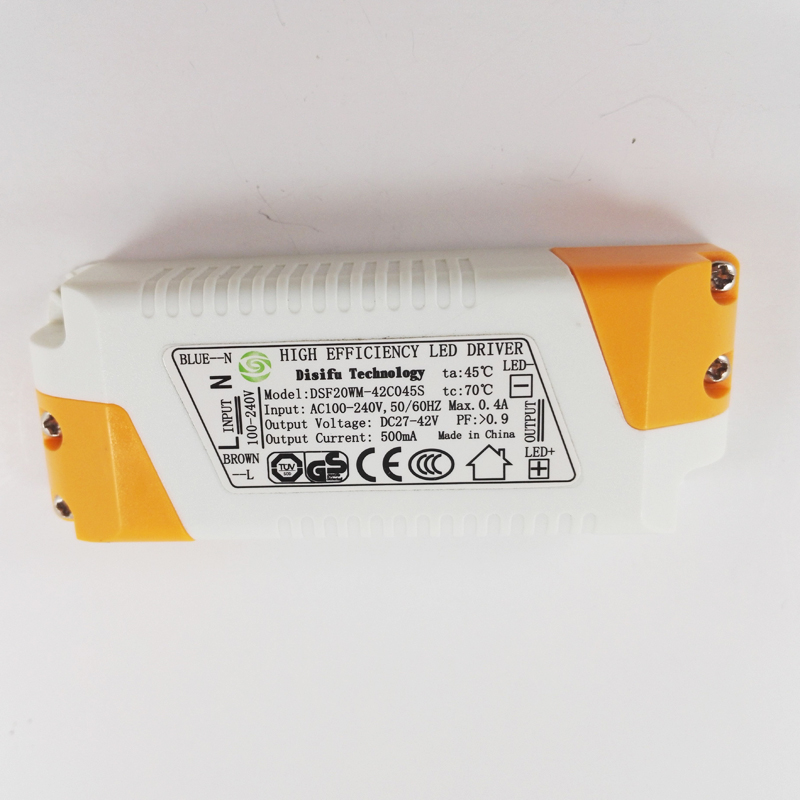 20W LED Driver Transformer Power Supply Adapter for LED Lamp Led Strip LED Bulbs купить недорого в Москве