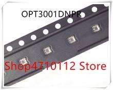 NEW 10PCS/LOT OPT3001DNPR OPT3001DN OPT3001 OPT3001D USON-6 IC