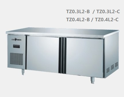 Guangzhou Ling Tz0 4l2 C Stainless Steel Kitchen Table Commercial