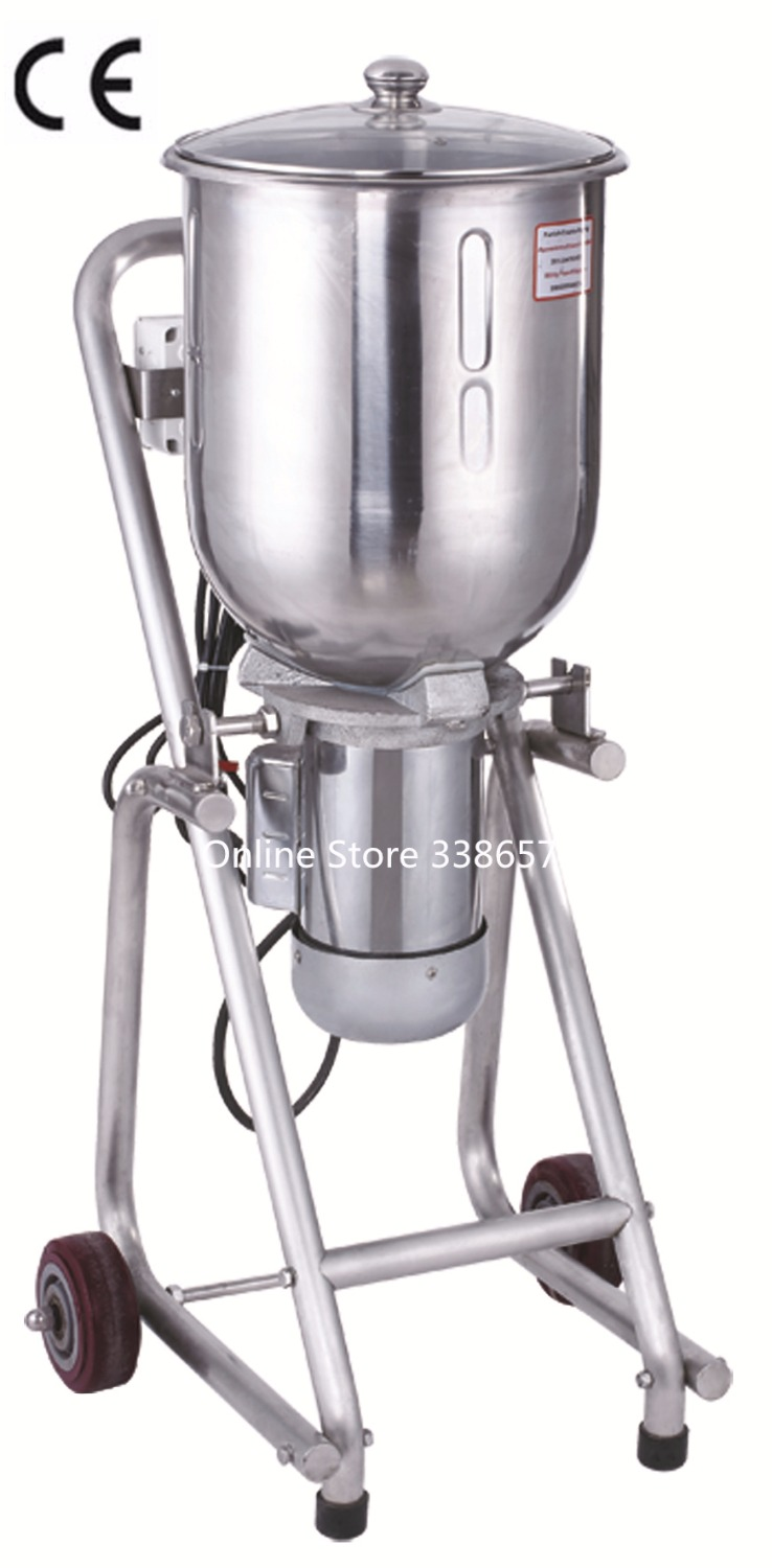commercial 30l large capacity ice fruit crusher blender snow cone machine china - Commercial Snow Cone Machine