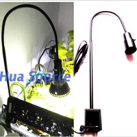 Lengthen DIY E27 lamp holder led aquarium clamp Fish Tank Clip grow light clamp coral light stand