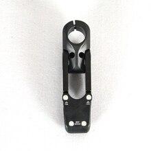 Дизайн велосипедный вынос руля TT велосипеды UD матовое покрытие регулируемый стержень 75/90/105/120 мм