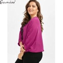 5Xl Classic Lace Trim Bat Sleeve Women Loose Casual Ladies Shirt Tops Blusas Chemise Vetemen Femme