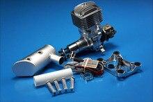 85CC DLE85 מקורי DLE צילינדר יחיד 2 שבץ בנזין בנזין מנוע/לrc מטוס