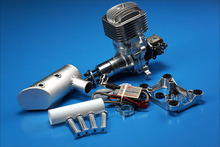 Original DLE85 85CC DLE Single Cylinder 2 strokes Gasoline / Petrol Engine for RC Airplane