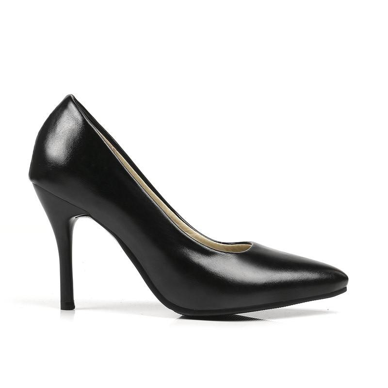 Robe Pompes Hauts 32 Noir Chaussures Peep 2018 marron Jaune Taille Toe 33 Talon Plus Femmes Brun La jaune Cocoafoal Talons Femme 43 Parti Noir Stiletto 5wYq6Rva