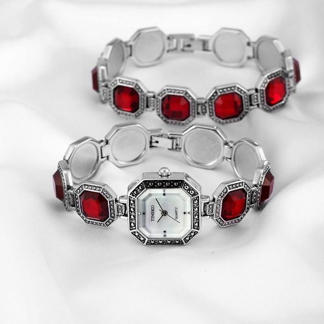 TIME100 Retro Women's Bracelet Watches Quartz Watches